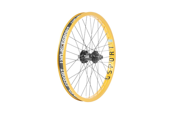 GSport Elite CSST Rear Wheel (Anodized Gold)
