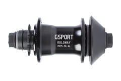 GSport Roloway Cassette Hub (Black or Polished)
