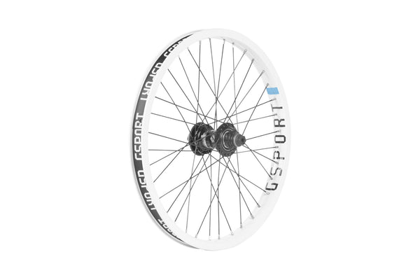 GSport Elite FC Rear Wheel (White)
