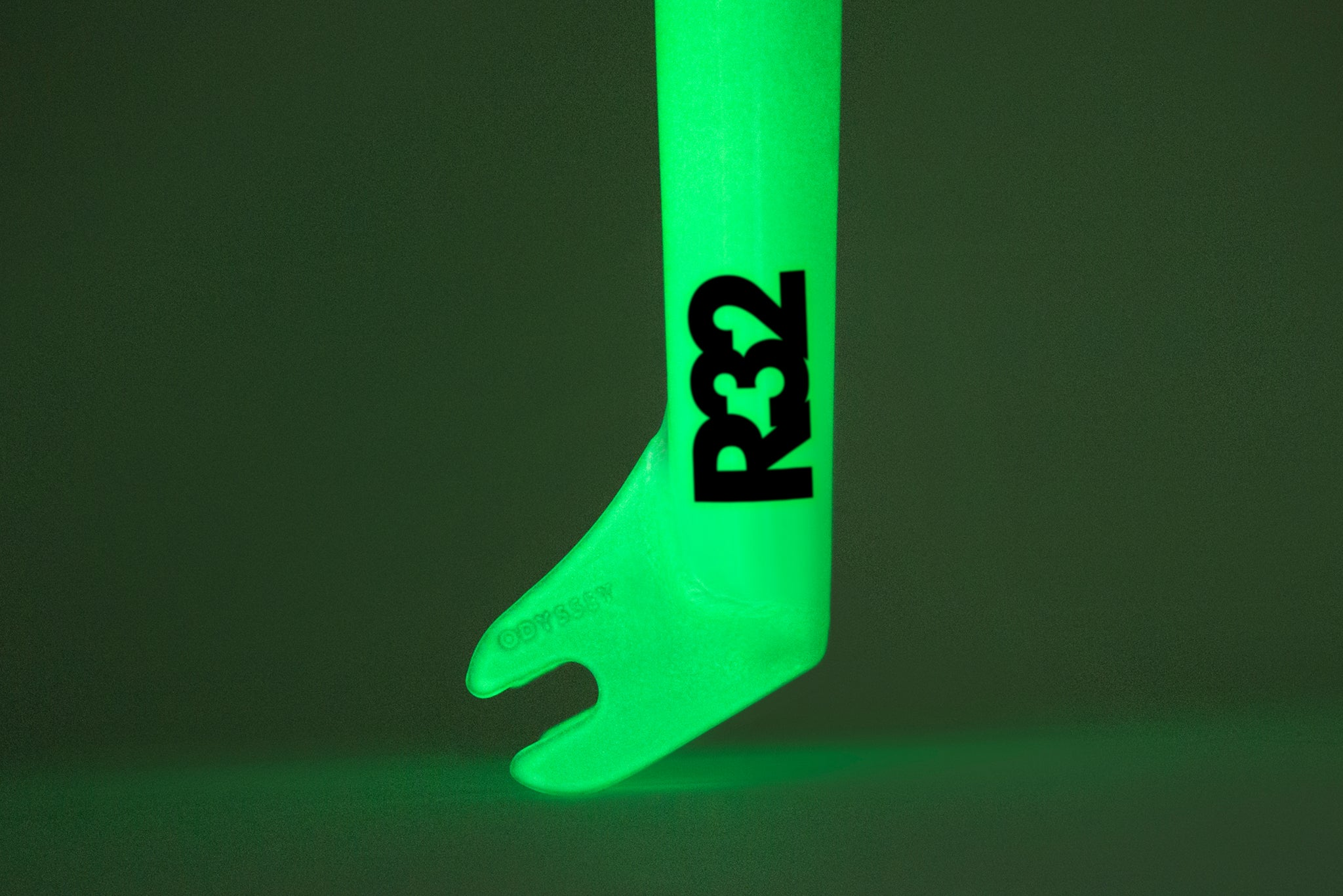 LIMITED EDITION Odyssey BMX Fork Thermal 41 R32 Glow In The Dark