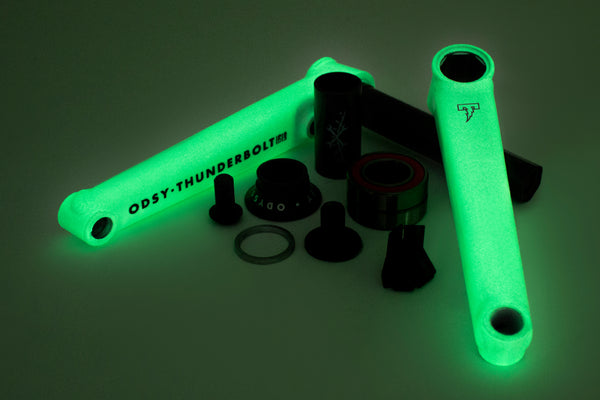 Thunderbolt+ Cranks (Glow in the Dark)