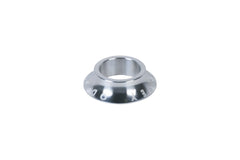 22mm Mid BB Dust Cap (Black, High Polished)