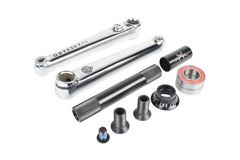 Calibur Cranks (RHD/LHD compatible in Black or Chrome)