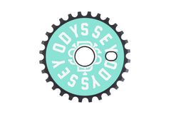 Discogram Sprocket (Red Wrenches and Toothpaste Central Decals)