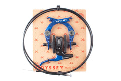 Odyssey Evo 2.5 Brake Kit (Anodized Blue)