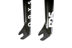 F25 Forks (Rust Proof Black or Chrome)