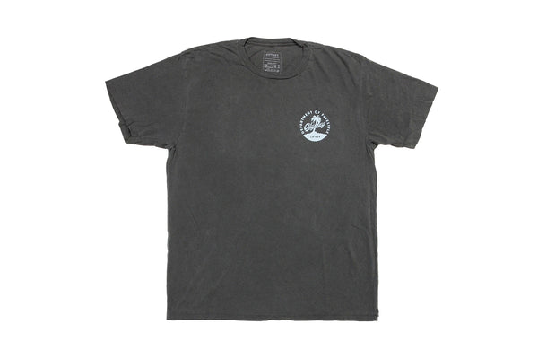Odyssey Coast Tee (Faded Black)