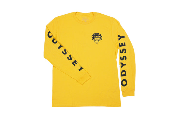 Odyssey Futura Long Sleeve (Gold)