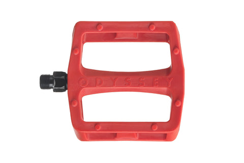 Grandstand PC Pedals (Red)