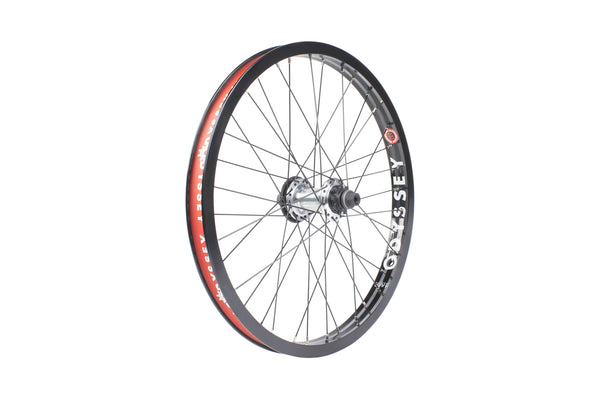 Hazard Lite Cassette Wheel (Polished Hub)