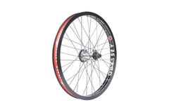 Hazard Lite Cassette Wheel / Antigram v2 (Black or Polished Hub)