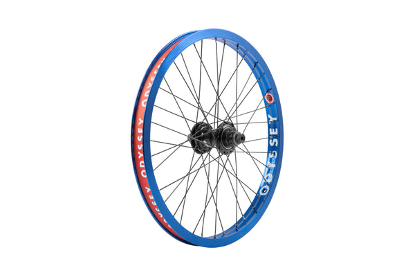 Odyssey Hazard Lite Freecoaster Wheel (Anodized Blue)