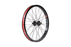 Hazard Lite Cassette Wheel (Black or Chrome)