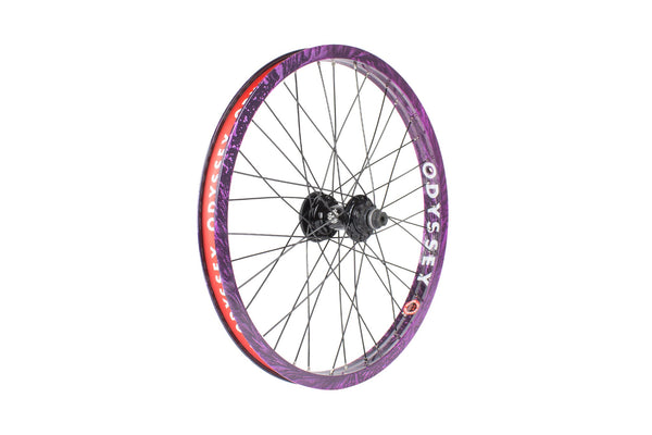 Odyssey Hazard Lite Cassette Wheel (Limited Edition Purple Rain)