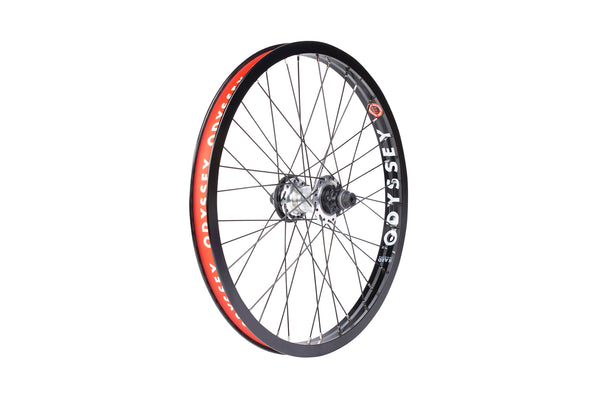 Hazard Lite Freecoaster Wheel (Polished Hub)