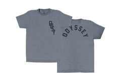 Varsity T-Shirt (Heather Grey)