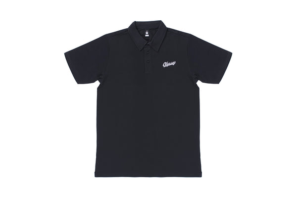 Slugger Polo Shirt (Black)