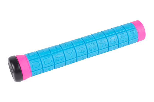 Odyssey Keyboard v2 Grip (Hot Pink/Ocean Blue)