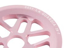 La Guardia Sprocket (Anodized Pale Pink)