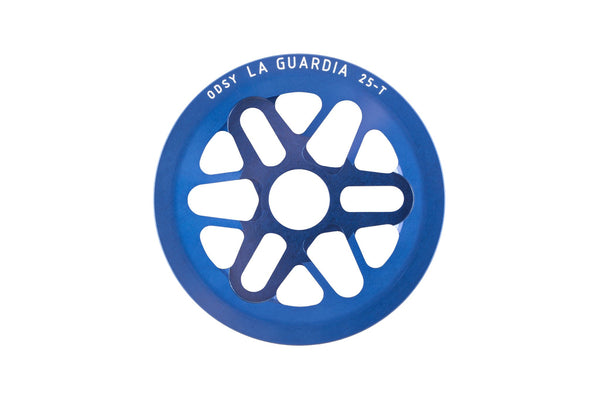 Odyssey La Guardia Sprocket (Anodized Blue)