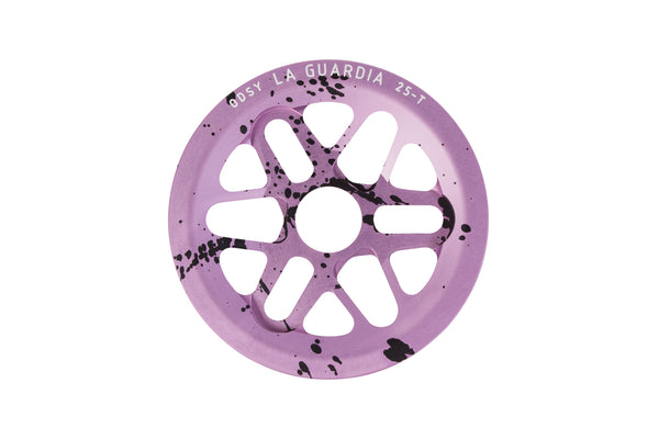 La Guardia Sprocket (Lavender/Black Splatter)