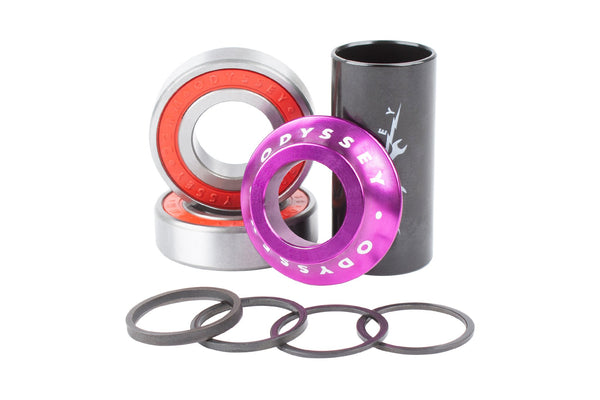 Odyssey 19mm Mid BB (Anodized Purple)