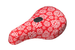 Monogram All-Over Seat (Red/White)