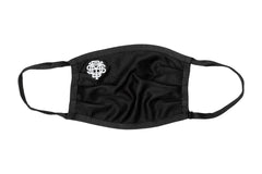 Odyssey Monogram Face Mask (Black)