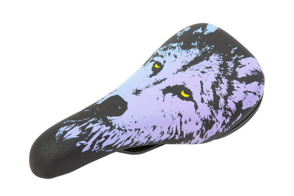 Odyssey Aitken Nightwolf Fade Railed Seat (Blue/Purple Fade)