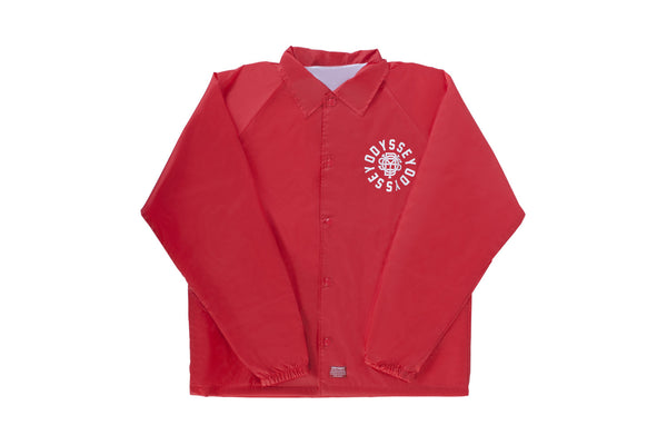 Central Coach's Jacket (Red)
