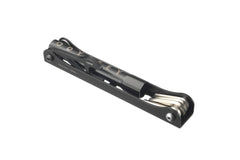 Travel Tool 7-in-1 (Black or Nickel Plated)