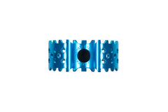Triple Trap Pedals (Anodized Blue)