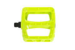 Twisted PC Pedals (Fluorescent Yellow)