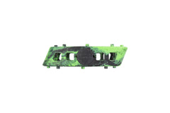 Twisted Pro PC Pedals (Black/Green Swirl)