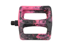 Twisted Pro PC Pedals (Black/Pink Swirl)