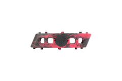 Twisted Pro PC Pedals (Black/Red Swirl)