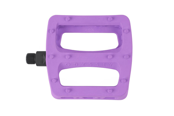 Odyssey Twisted Pro PC Pedals (Purple)