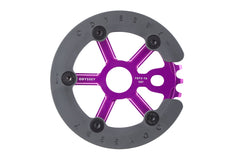 Odyssey Utility Pro Sprocket (Anodized Purple)