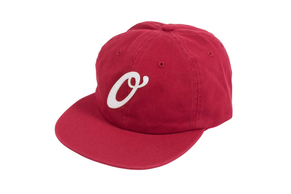 Odyssey Clubhouse Unstructured Hat (Cardinal)