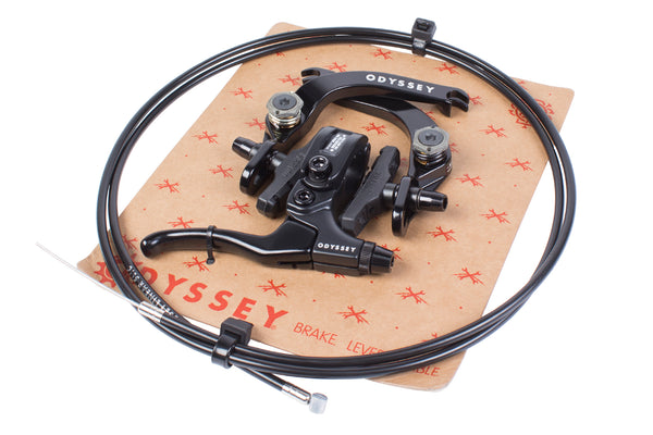 Odyssey Evo 2.5 Brake Kit (Black or Polished)