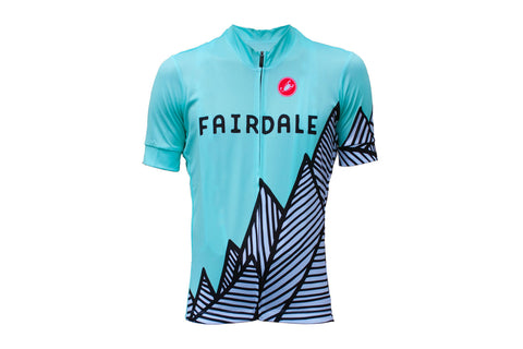 NEW! Fairdale Mountains (Training) Cycling Jersey - by Castelli