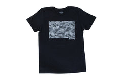 Camosweep Fill Tee (Black)