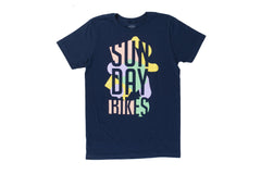 Shape Tee (Navy)