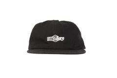 Composite Unstructured Hat (Black)