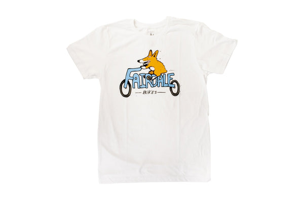Montercycle Tee (White)