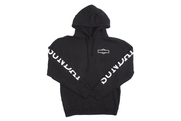 Sunday Rockwell Box Pullover Hoodie (Black)