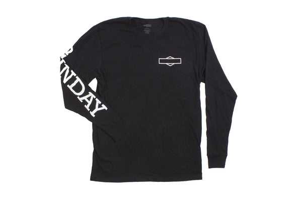 Sunday Rockwell Box Long Sleeve (Black)