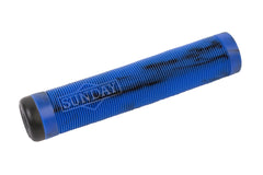 Cornerstone Grip (Black/Blue Swirl)
