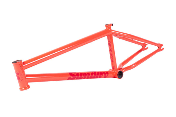 Sunday Discovery Frame (Gloss Bright Red)