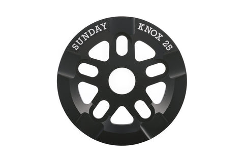 Knox Sprocket (Black or Anodized Red)